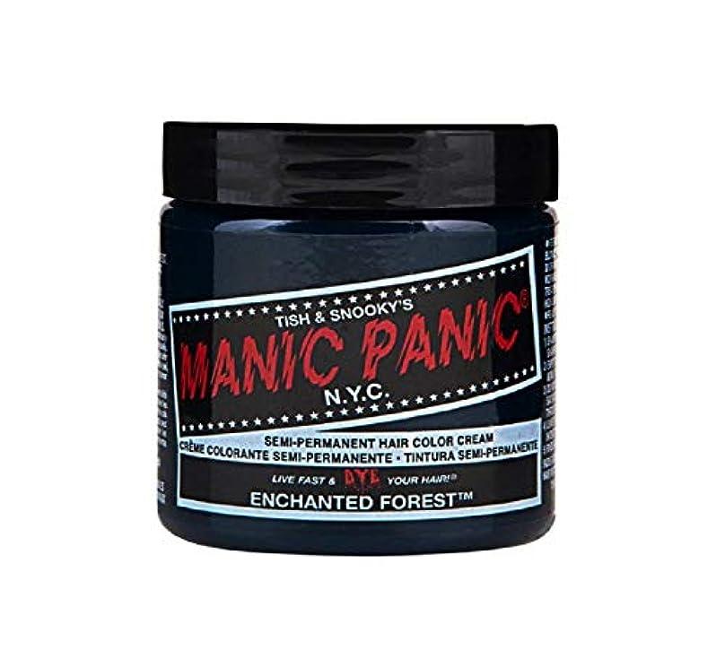 アコード砲撃足枷マニックパニック MANIC PANIC ヘアカラー 118mlエンチャンティッドフォレスト ヘアーカラー