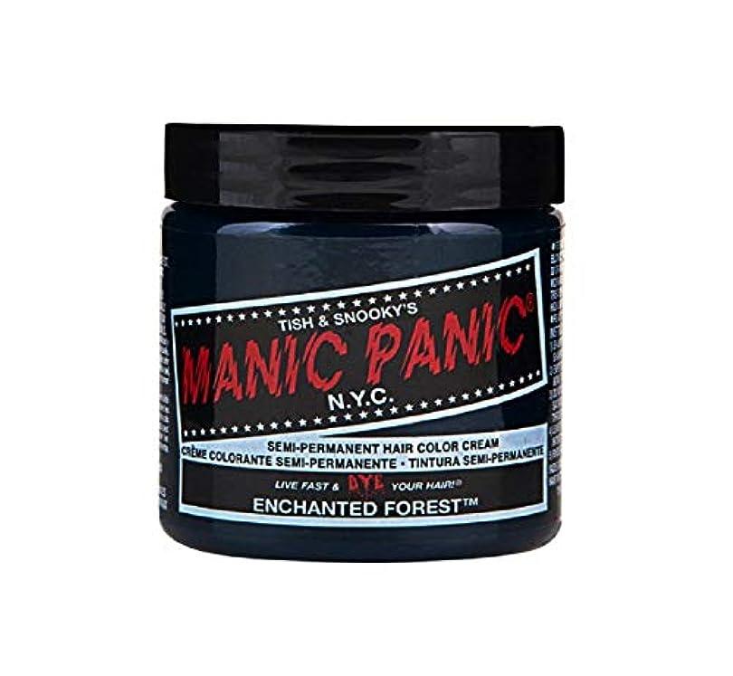 レクリエーションアルプス方法論マニックパニック MANIC PANIC ヘアカラー 118mlエンチャンティッドフォレスト ヘアーカラー