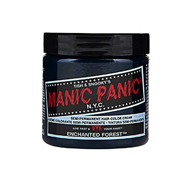 抱擁れる接続詞マニックパニック MANIC PANIC ヘアカラー 118mlエンチャンティッドフォレスト ヘアーカラー