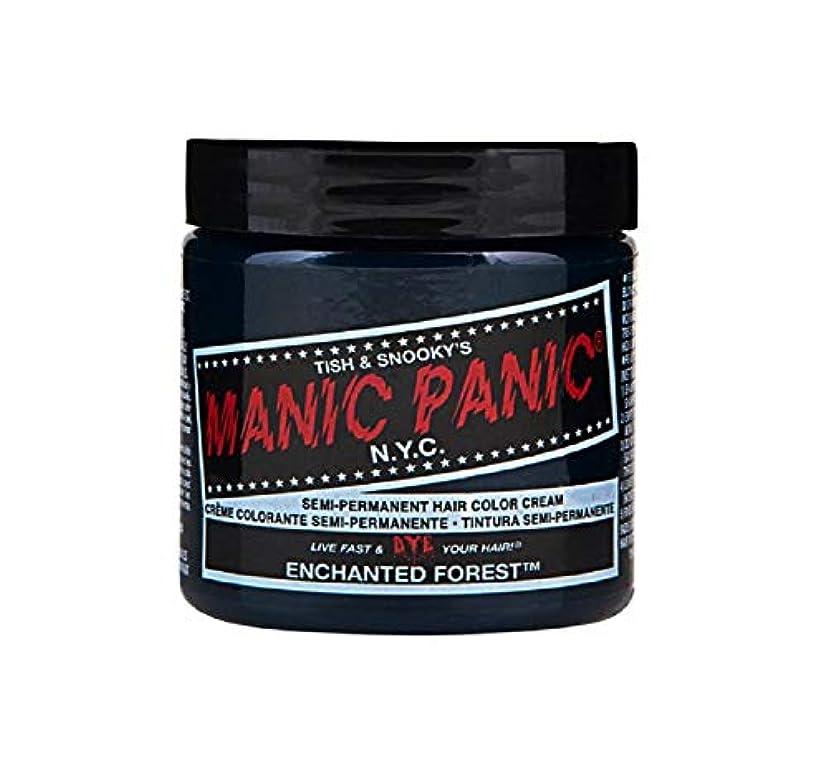 悪意のある病ローブマニックパニック MANIC PANIC ヘアカラー 118mlエンチャンティッドフォレスト ヘアーカラー