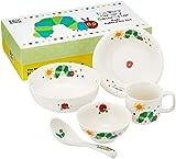 「 はらぺこあおむし 」 こども用 食器 ギフトセット 子供用 食器 807740