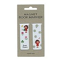 マグネットブックマーカー 2個セット MAG-063 MAG-063