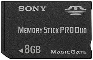 SONY メモリースティック Pro Duo 8GB MSX-M8GS