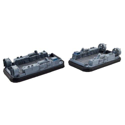 モノクローム 1/350 モノクローム 64005 アメリカ海軍 LCAC-1 ホバークラフト 64005