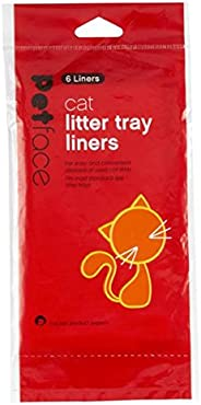 Petface Cat Litter Tray Liners