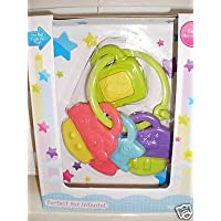 Wee Play Melody Teether Baby Infant Toy by TOONTOY [並行輸入品]