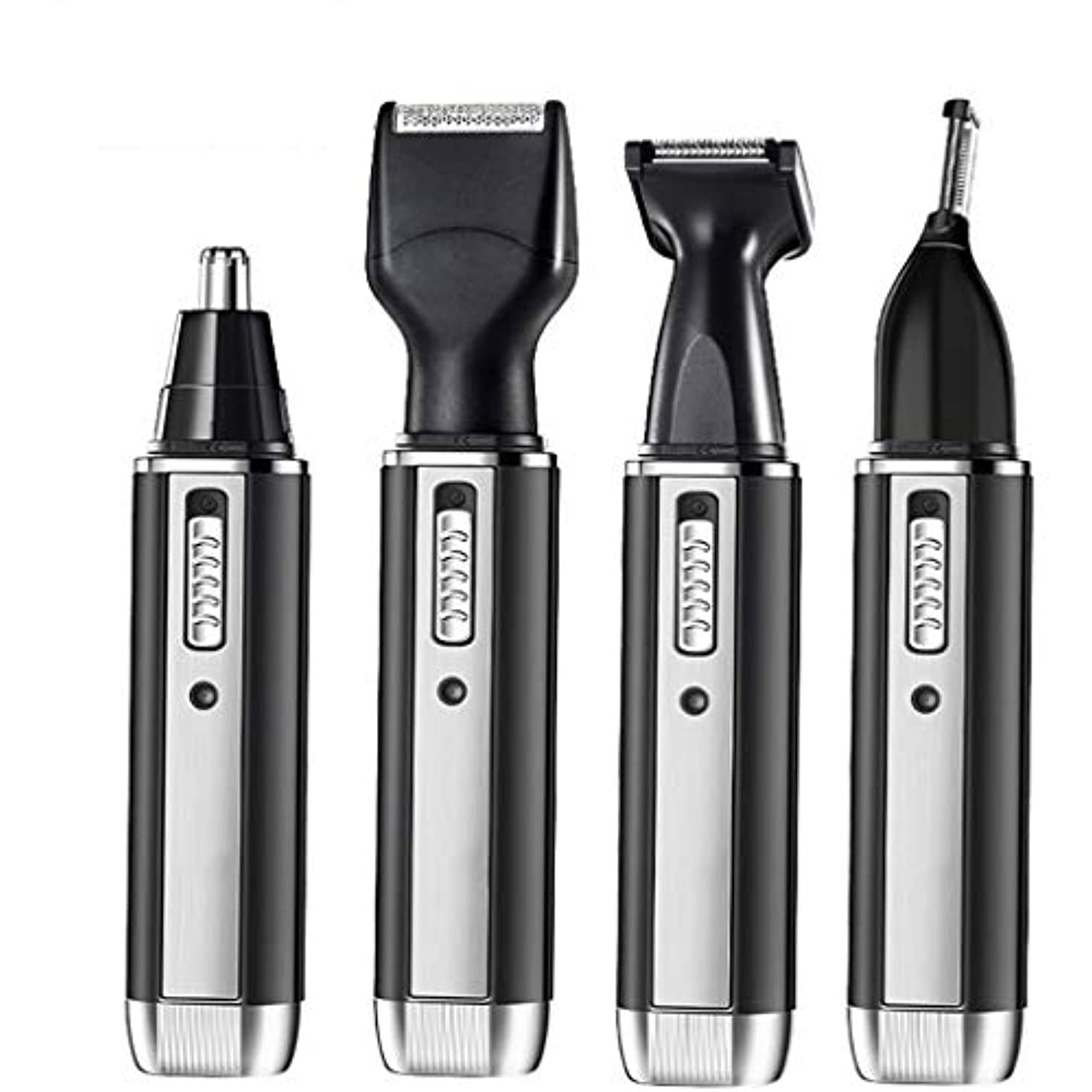 朝燃料偶然男性用電動眉毛シェーピングナイフ、充電式除毛剤、鼻毛トリマー、あらゆる肌タイプに適しています