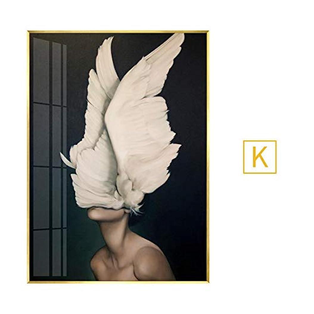 熱帯の風味バスケットボール木製フォトフレーム フォトフレーム6 x 4フレームローズゴールドウォールアート銅フォトフレーム風景フォトフレームフォトフレームガラス シングルフォトフレーム (Color : K, Size : 35X50 (PS frame))