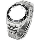 【ジーショック GA-2100 2110用】カシマリーナ メタルケースブレスセット メタルカスタム カシオーク 交換可能 腕時計アクセサリ GA-2100/GA-2110 に対応