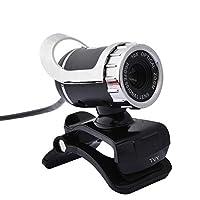 TVY 360度回転可能 ウェブカメラ 12.0MP 640P 高解像度 ウェブ内蔵 サウンド吸収マイク