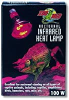 Zoo Med Nocturnal Infrared Heat Lamp by Zoo Med
