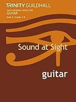 Sound At Sight Guitar (Grades 4-8)