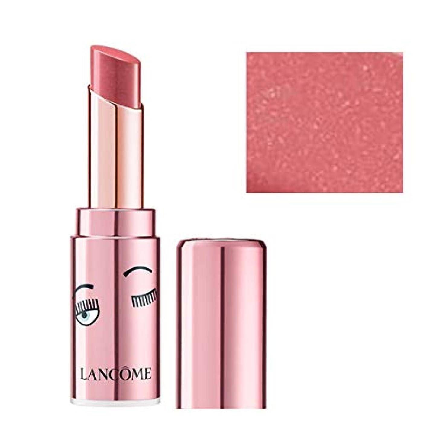 白い闘争優先ランコム(LANCOME), 限定版 limited-edition, x Chiara Ferragni L'Absolu Mademoiselle Shine Balm Lipstick - Independent...