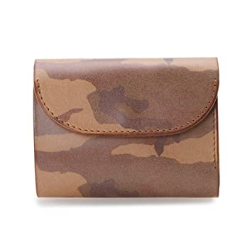 Camouflage Wallet 387-04503: Brown