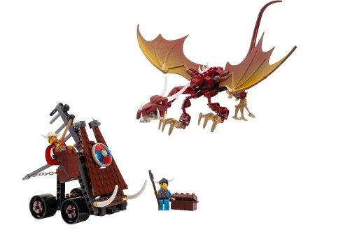 レゴ (LEGO) バイキング ドラゴンの襲撃 7017