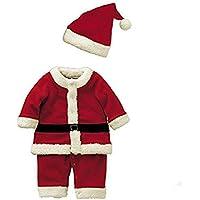 かわいいベビーサンタクロース ?クリスマス 子供 (90cm)
