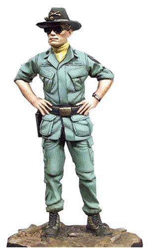 アンドレアミニチュアズ SG-F92 アメリカ機甲部隊将校(1970年)