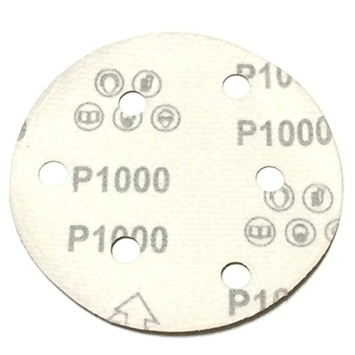 研磨 サンダー 用 マジック ペーパー 100枚 セット (1000#)
