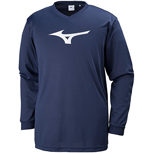 [해외](미즈노) MIZUNO (미즈노) 배구웨어 사례 셔츠 (긴팔)/(Mizuno) MIZUNO (Mizuno) volleyball wear practice shirt (long sleeve)