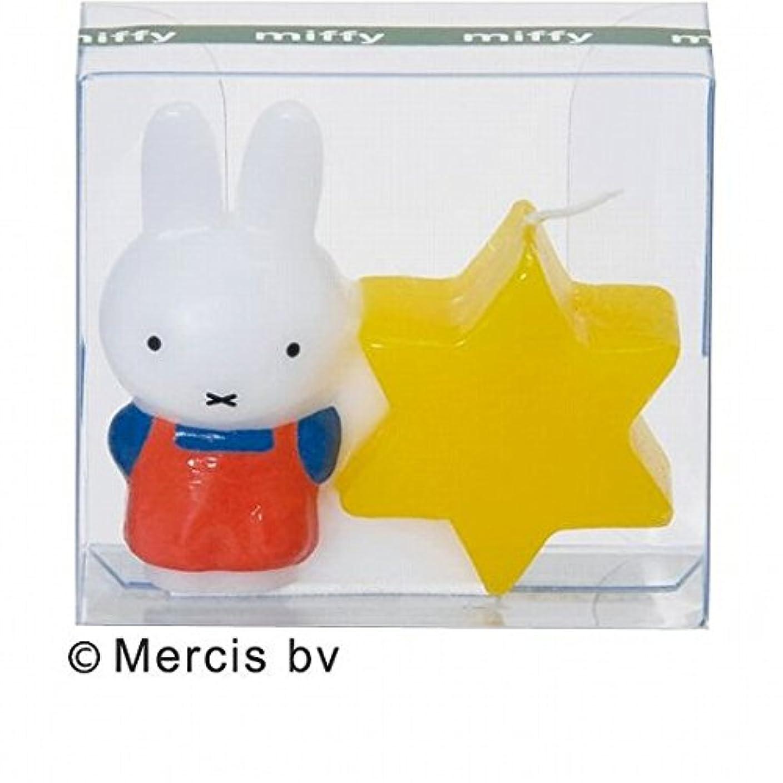 ラッシュ対反対にkameyama candle(カメヤマキャンドル) ミッフィーキャンドル(56260000)