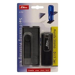 ハンディスタンプDIYセット Handy Stamp D-I-Y Set【ブラック】 S-773