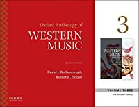 Oxford Anthology of Western Music: The Twentieth Century