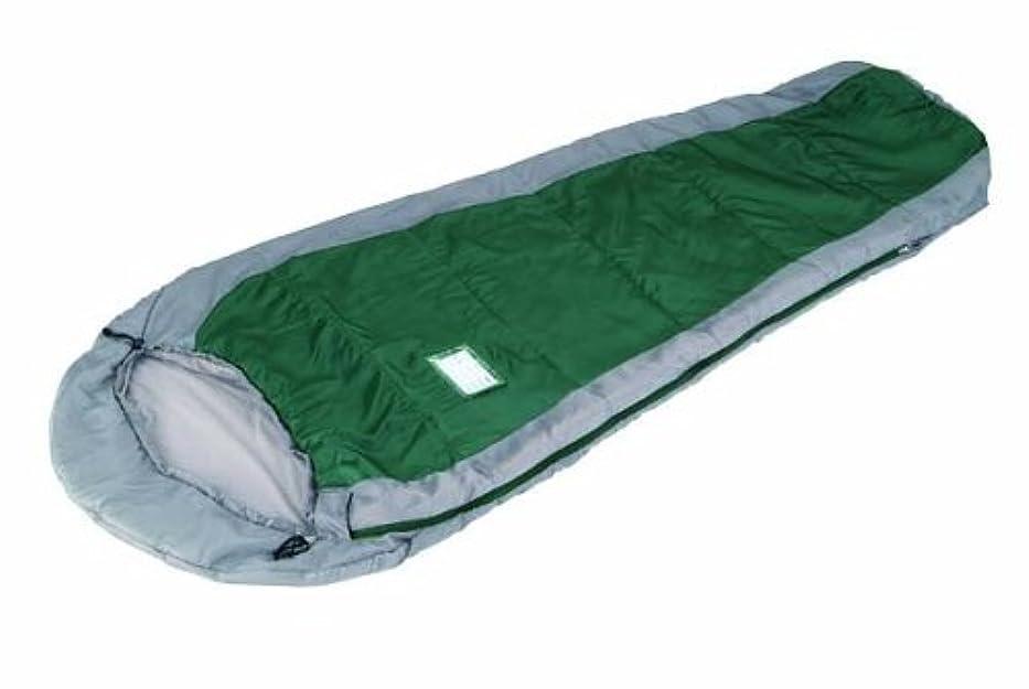 軽蔑する西部かけるキャプテンスタッグ(CAPTAIN STAG) キャンプ 寝袋 子供用 アクティブ キッズマミー300