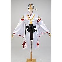 【cosplaysky】艦隊これくしょん ~艦これ~ 金剛 戦艦 コスプレ衣装 女性XL