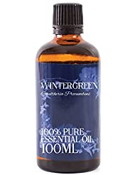 Mystic Moments | Wintergreen Essential Oil - 100ml - 100% Pure