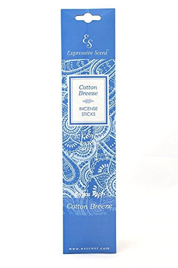 首相もっとイル6パックextra-rich Double Dipped 20スティックボックスコットンBreeze Incense Sticks