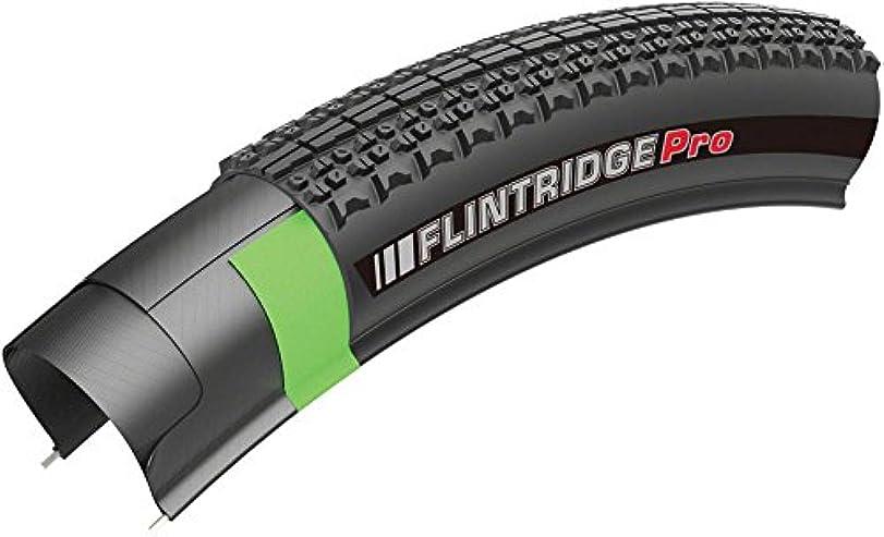 食品ブース謝るKenda Flintridge Tire 650b x 45 DTC TR 120tpi 折りたたみ式ビーズ