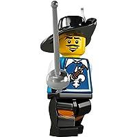 レゴ  ミニフィギュア  シリーズ 4  銃士 ( LEGO minifigures ) ミニフィグ ブロック
