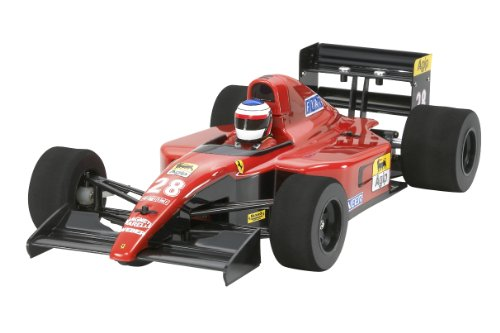 RC限定シリーズ 1/10 XB フェラーリ 643 F1-91 RCメカレス 84215