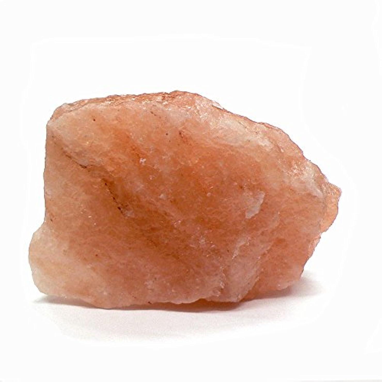 傾斜ずんぐりした名目上のヒマラヤ岩塩 ピンク岩塩 ピンクソルト 塊り(洗浄済)55 岩塩塊