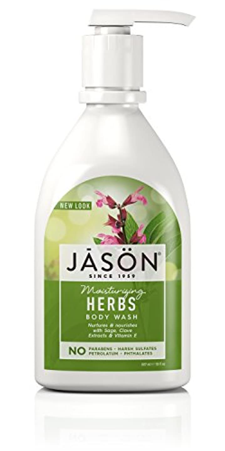 かけるマッシュ合併症Jason Natural, Pure Natural Body Wash, 30 fl oz (887 ml)