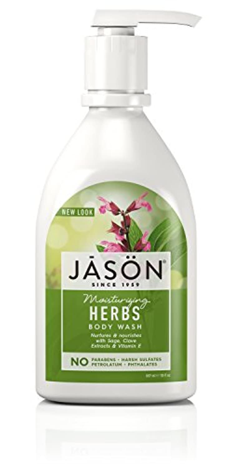 約束する規制単にJason Natural, Pure Natural Body Wash, 30 fl oz (887 ml)