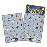 ポケモンセンターオリジナル ポケモンカードゲーム デッキシールド BL Pokémon White