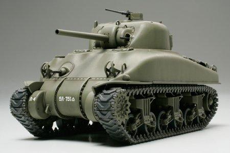 1/48 ミリタリーミニチュアコレクション M4A1シャーマン第5軍第751戦車大隊 (完成品) 26515
