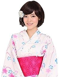 [Wigs2you]フルウィッグ★在庫処分★激安★最高級日本製ファイバーフルウィッグ W-779 Charcoal