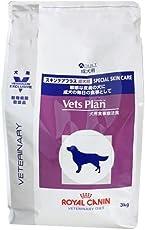 ベッツプラン (Vets Plan) 準療法食 スキンケアプラス成犬 犬用 ドライ 3kg