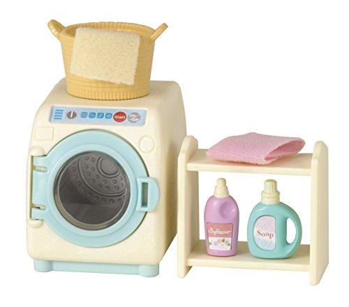 シルバニアファミリー 家具 くるくる洗たく機セット カ-624