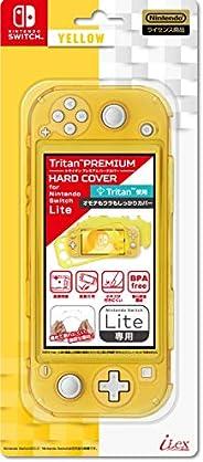 【任天堂ライセンス商品】ニンテンドースイッチLite用トライタンハードカバー『Tritan(TM)プレミアムハードカバー for ニンテンドーSWITCH Lite(クリアイエロー)』 - Switch
