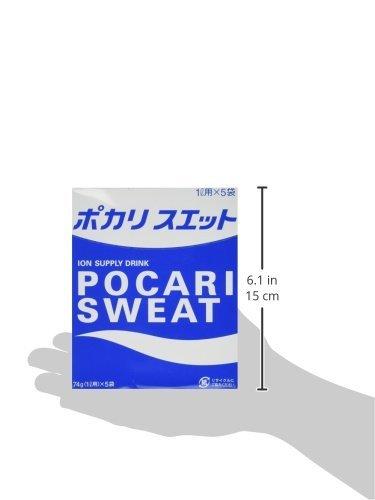 大塚製薬 ポカリスエット 74g×5袋