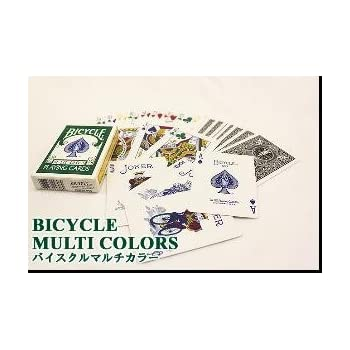 バイスクル BICYCLE マルチカラー