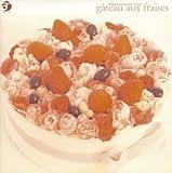 flower patissier series-gateau aux fraises