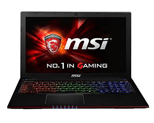MSI GE60 Apache (15.6インチ 1,920x1,080/Core i7-4720HQ/8GB/1TB/GTX950M/Win8.1) ゲーミングノートPC GE60 2QD-1044JP