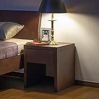 【カリモク正規品】ナイトテーブル 高さ46.5cm モカブラウン karimoku AU8210MKK