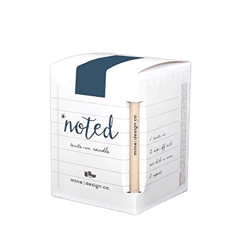 高級アロマ キャンドル ノーティッド ( インク ポット ) 書き込める器 アメリカ直輸入 天然素材100%
