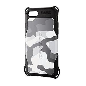 エレコム iPhone8 ケース カバー 衝撃...の関連商品2