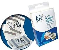 防水プールSpa Hot Tub Playing Cards